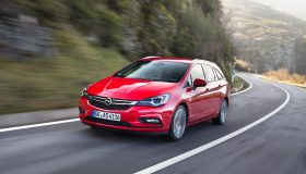 Opel Astra Sports Tourer Innovation